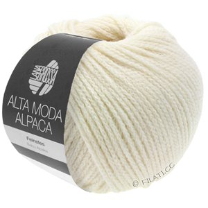 Lana Grossa ALTA MODA ALPACA | 14-color crudo