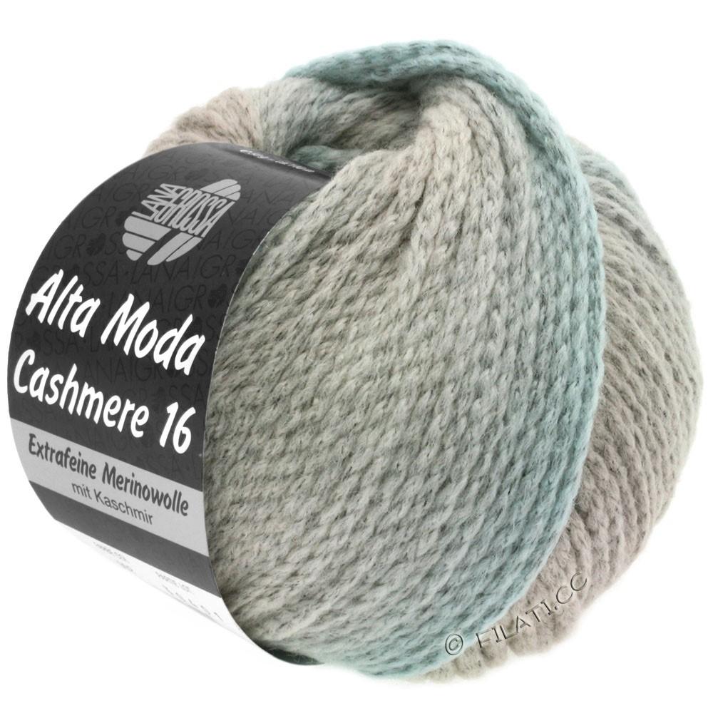 Lana Grossa ALTA MODA CASHMERE 16 Degradé | 106-grège/gris plata/gris claro/azul pastel