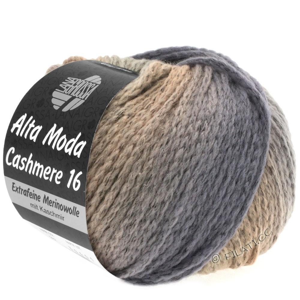 Lana Grossa ALTA MODA CASHMERE 16 Degradé | 111-gris/beige