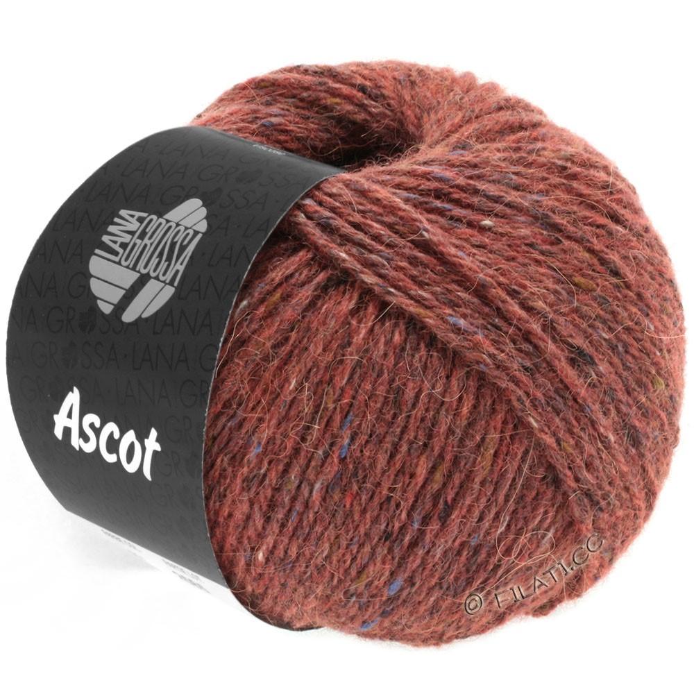 Lana Grossa ASCOT | 18-marrón rojo mezcla