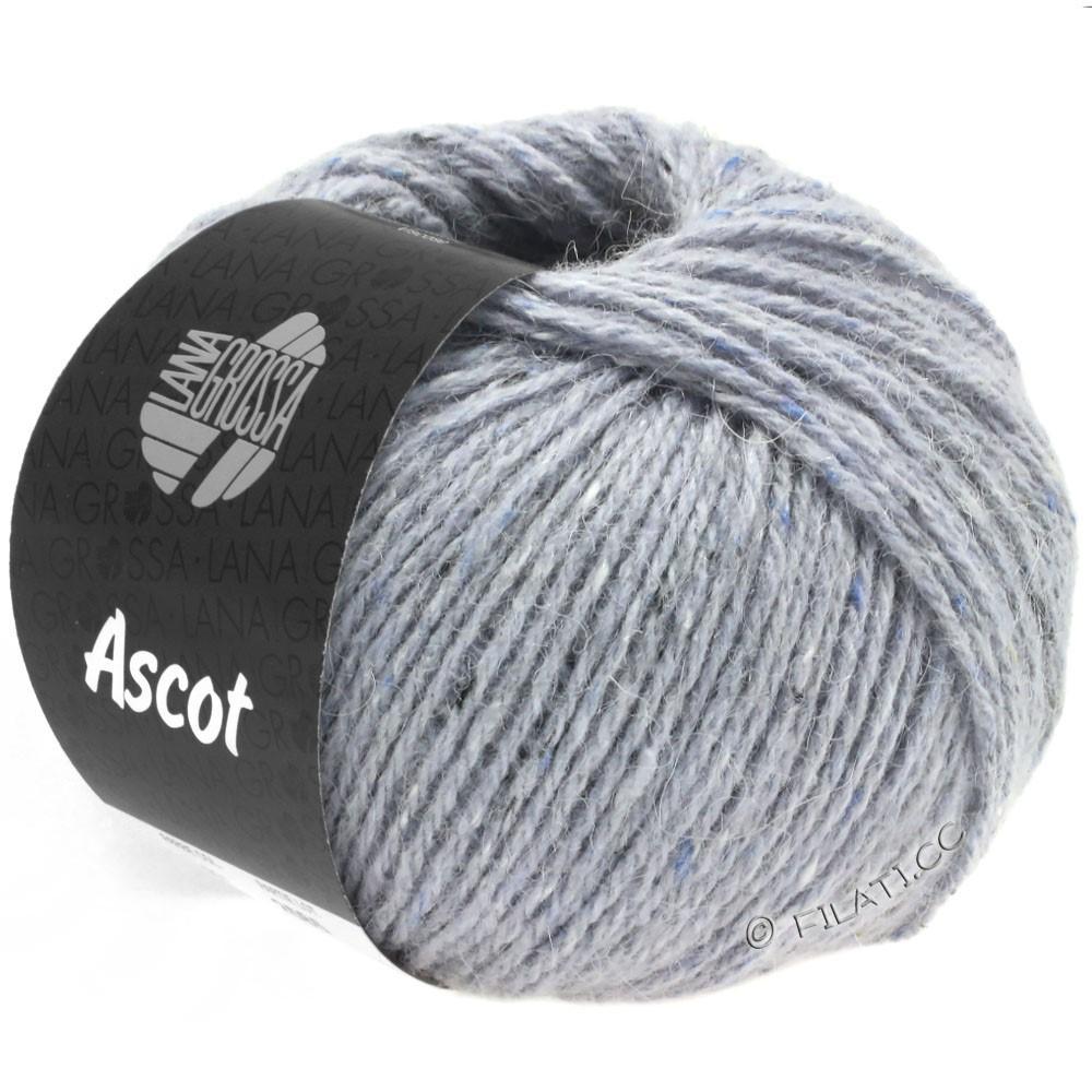 Lana Grossa ASCOT | 22-gris lila mezcla