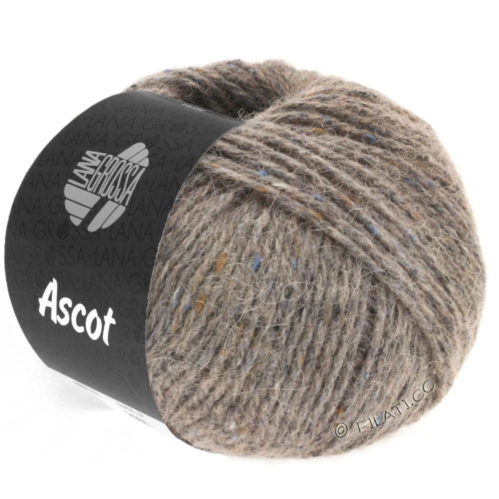 Lana Grossa ASCOT | 23-gris marrón mezcla
