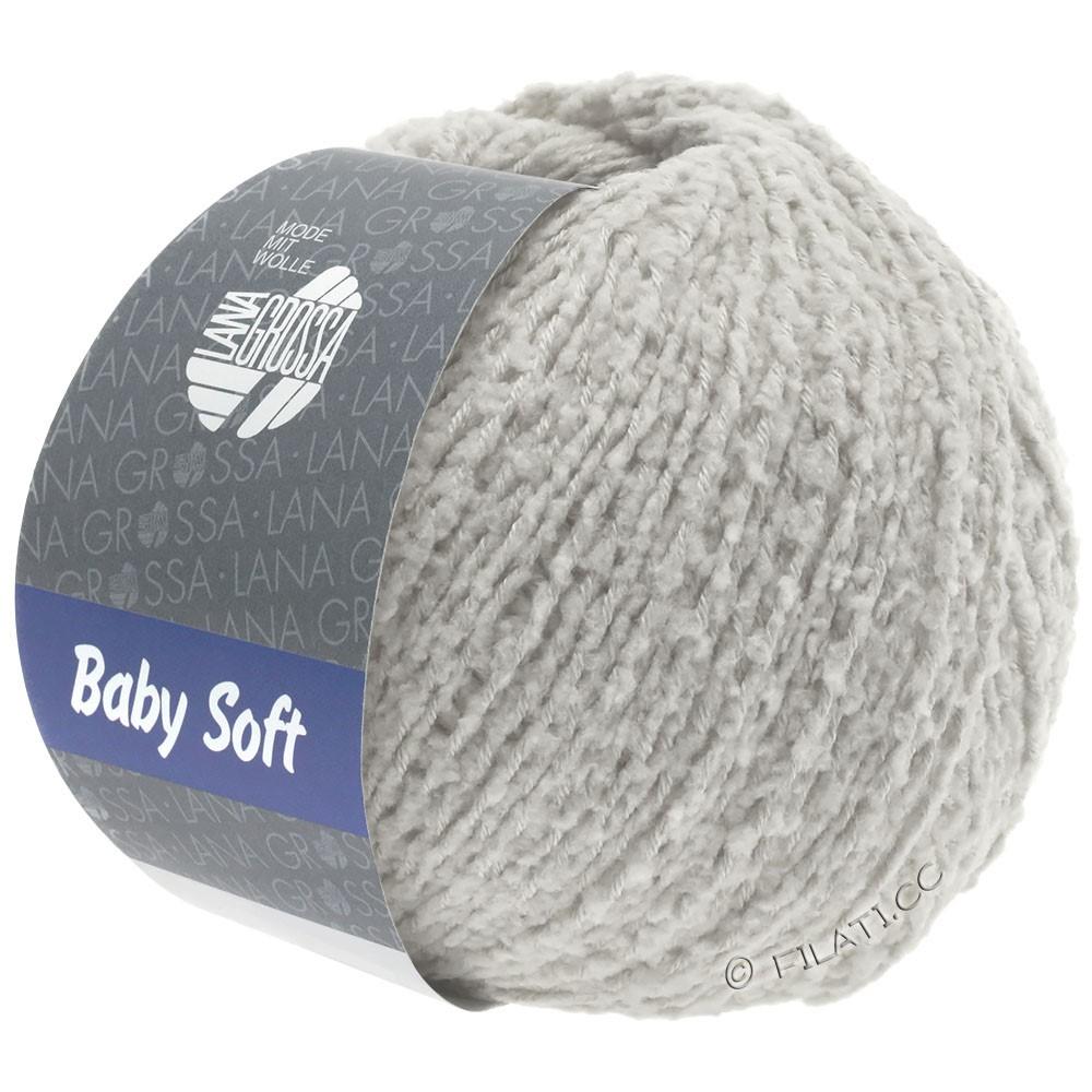Lana Grossa BABY SOFT | 12-gris pálido
