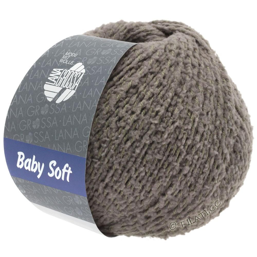 Lana Grossa BABY SOFT | 14-gris marrón