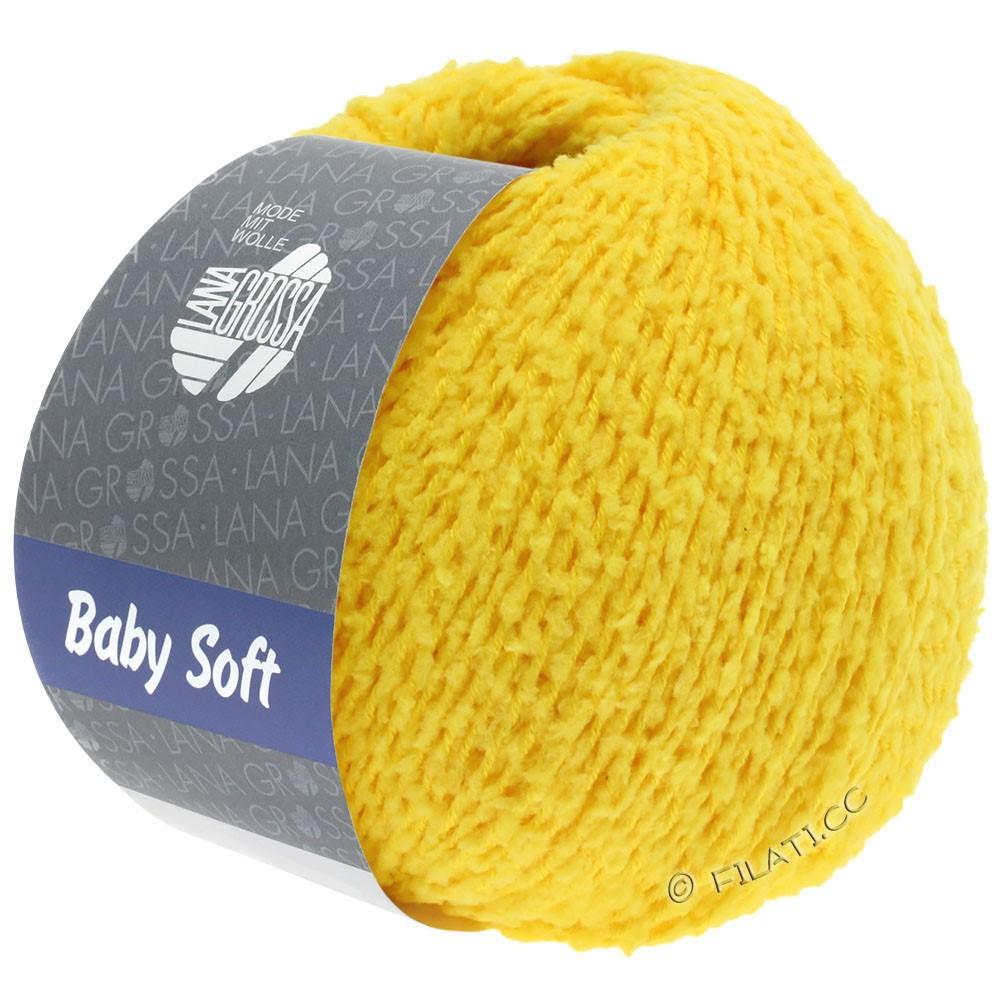 Lana Grossa BABY SOFT | 16-amarillo