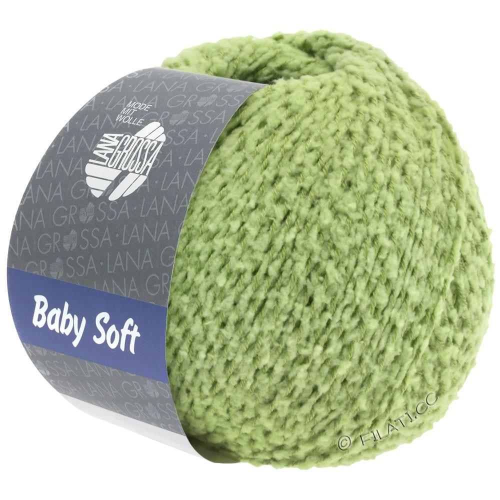 Lana Grossa BABY SOFT | 20-verde lima