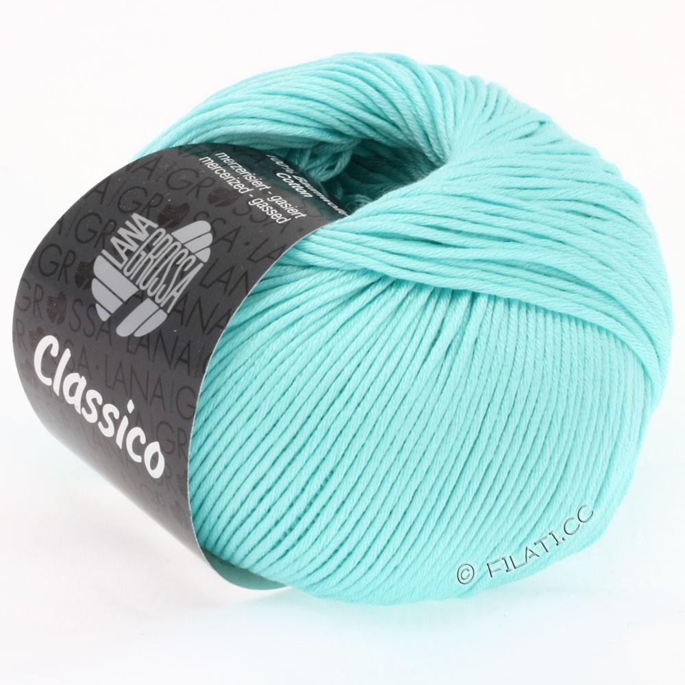 Lana Grossa CLASSICO Uni   22-turquesa pastel