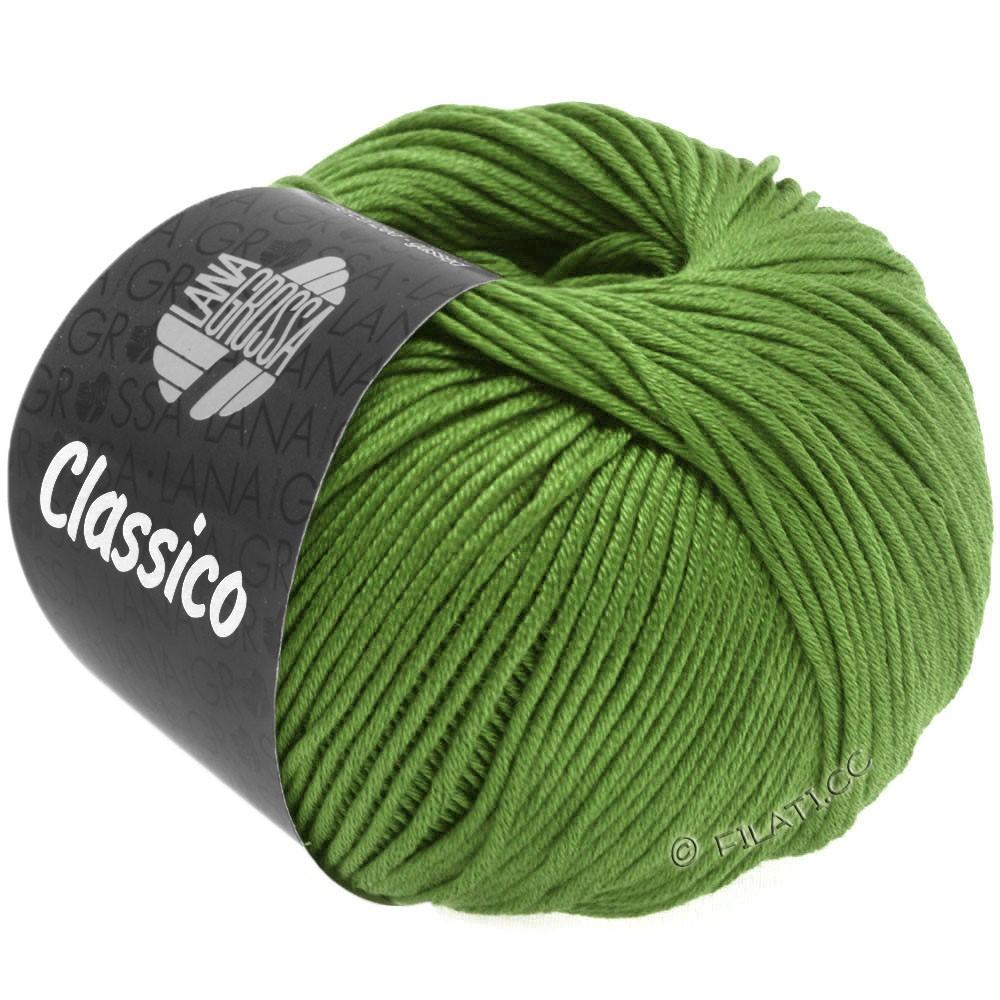 Lana Grossa CLASSICO Uni   48-verde claro