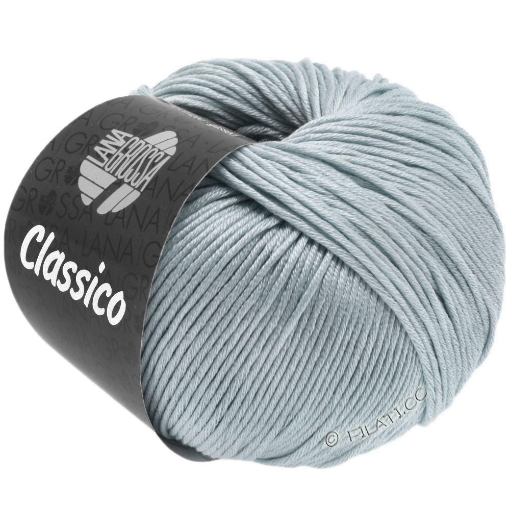 Lana Grossa CLASSICO Uni   53-gris claro