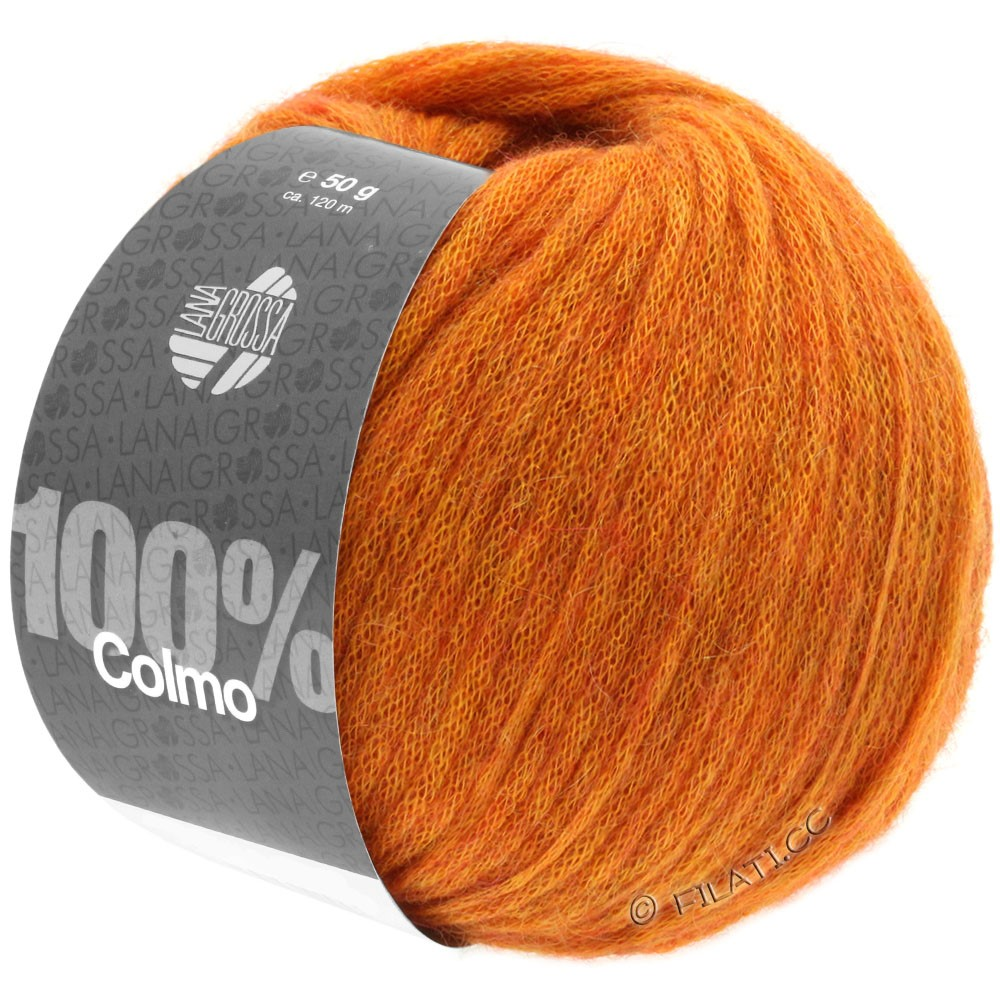 Lana Grossa COLMO | 09-naranja