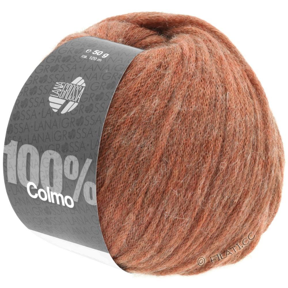 Lana Grossa COLMO | 16-rojo cobre