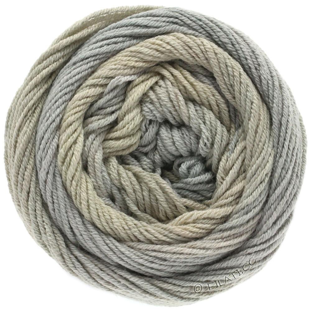 Lana Grossa ELASTICO Degradé | 705-beige/gris beige/gris verde