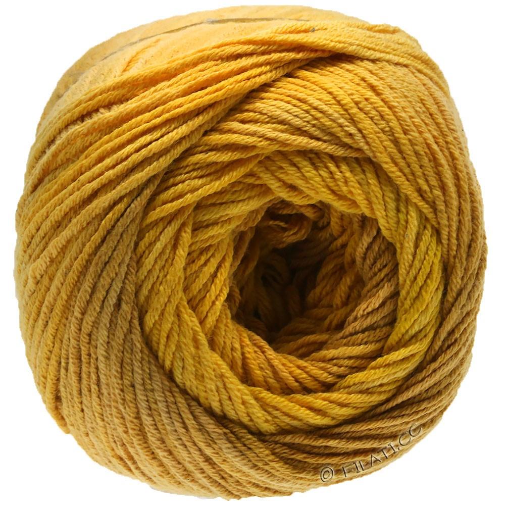 Lana Grossa ELASTICO Degradé | 713-amarillo yema/amarillo arena/amarillo retama