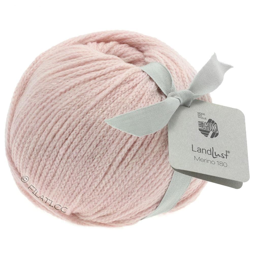 Lana Grossa LANDLUST MERINO 180   202-rosa pastel