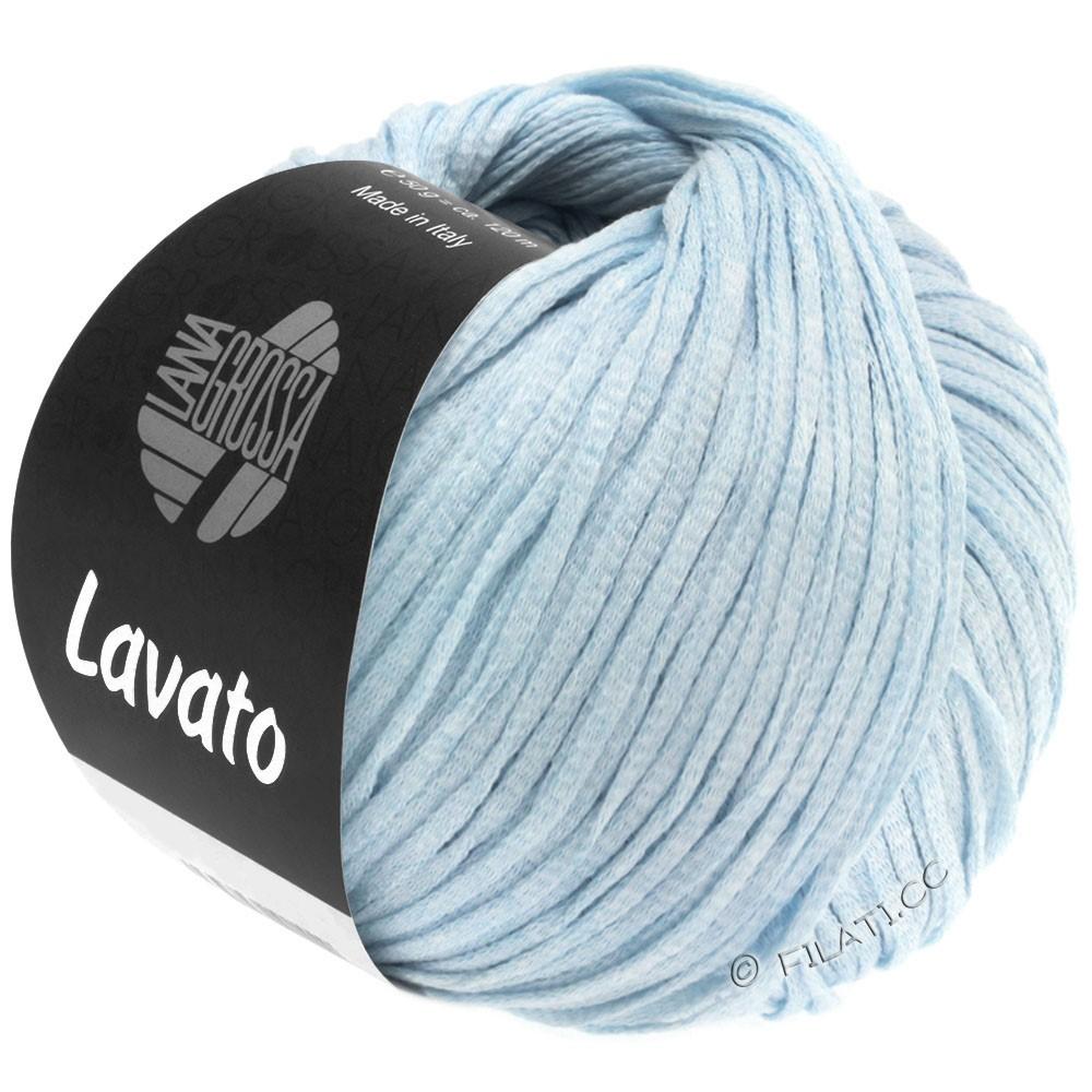 Lana Grossa LAVATO | 11-azul claro