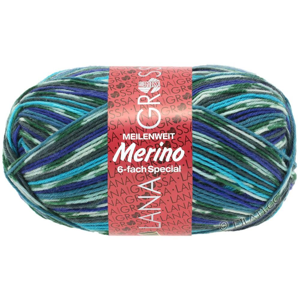 Lana Grossa MEILENWEIT 6-FACH 150g Merino   502-