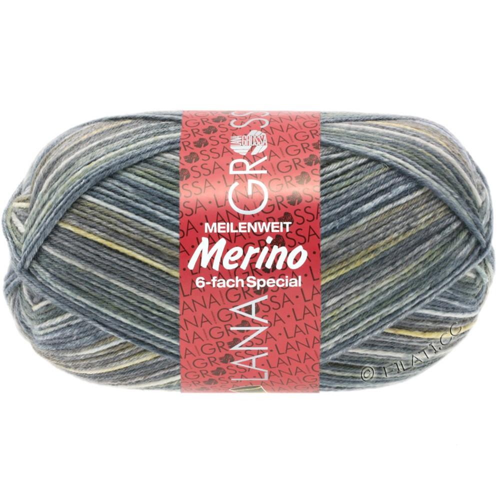 Lana Grossa MEILENWEIT 6-FACH 150g Merino   505-