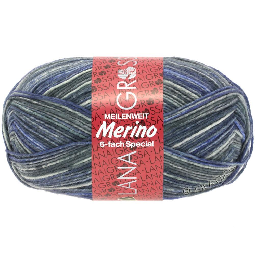 Lana Grossa MEILENWEIT 6-FACH 150g Merino   506-