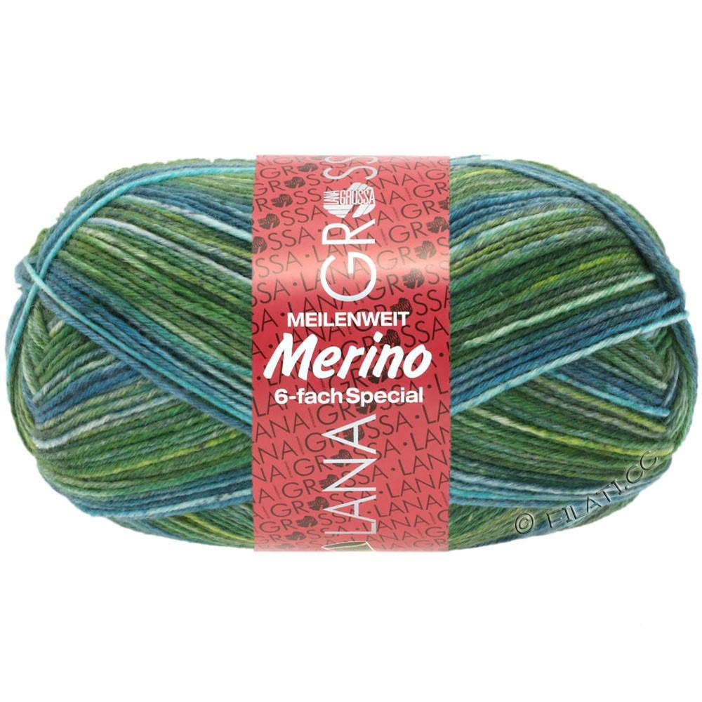 Lana Grossa MEILENWEIT 6-FACH 150g Merino   507-