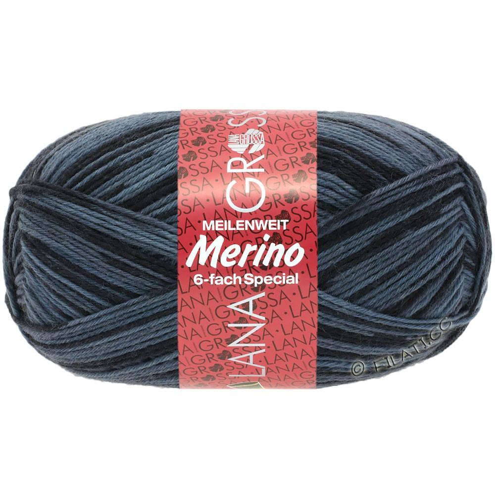 Lana Grossa MEILENWEIT 6-FACH 150g Merino   509-