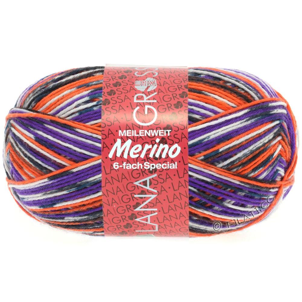 Lana Grossa MEILENWEIT 6-FACH 150g Merino   9106-