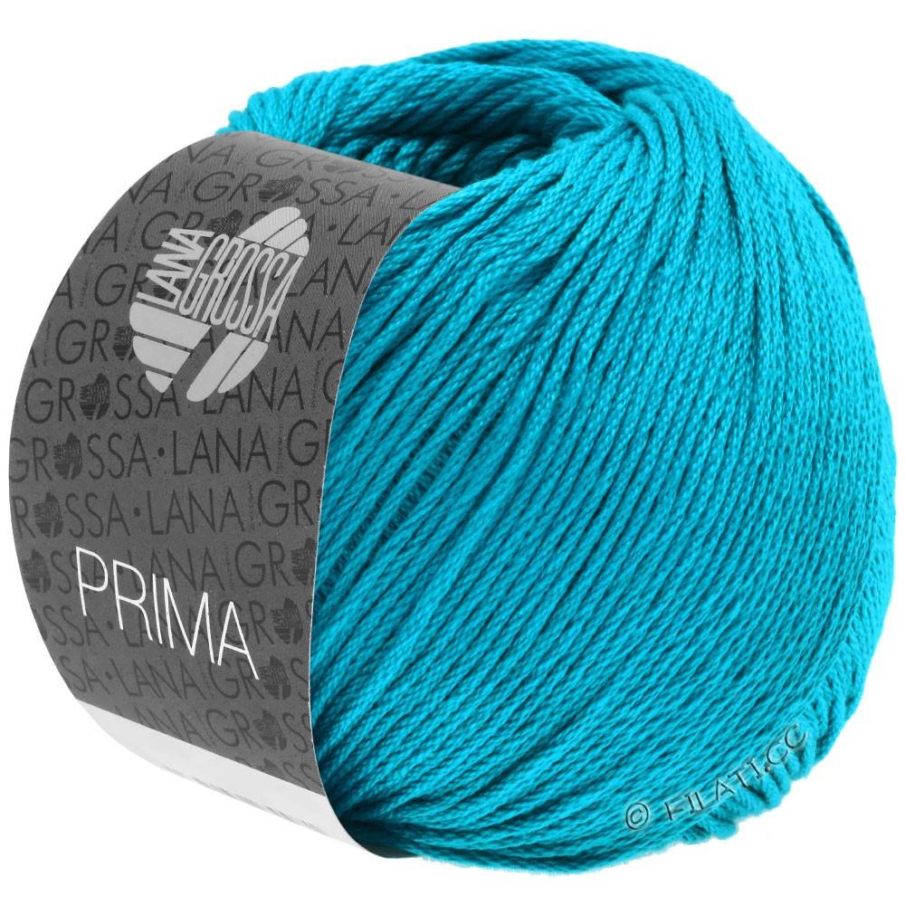 Lana Grossa PRIMA | 14-turquesa azulado