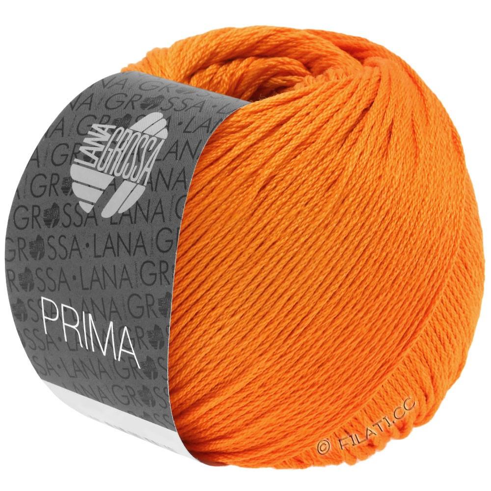 Lana Grossa PRIMA | 18-naranja