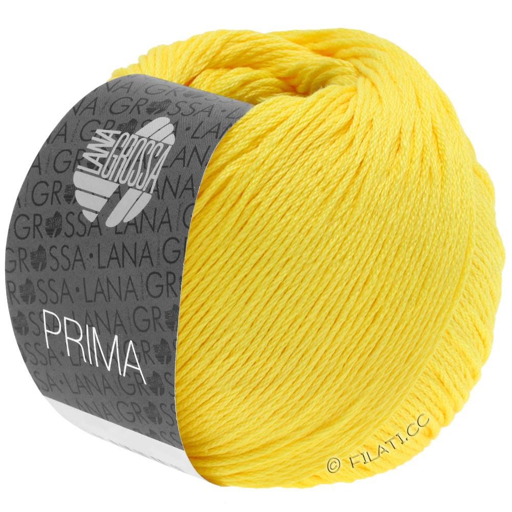 Lana Grossa PRIMA | 21-amarillo