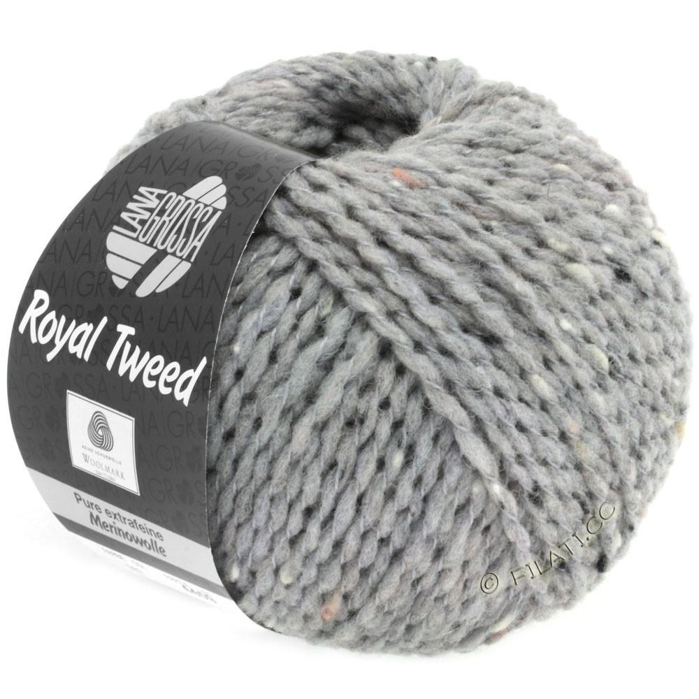 Lana Grossa ROYAL TWEED   82-gris claro mezcla