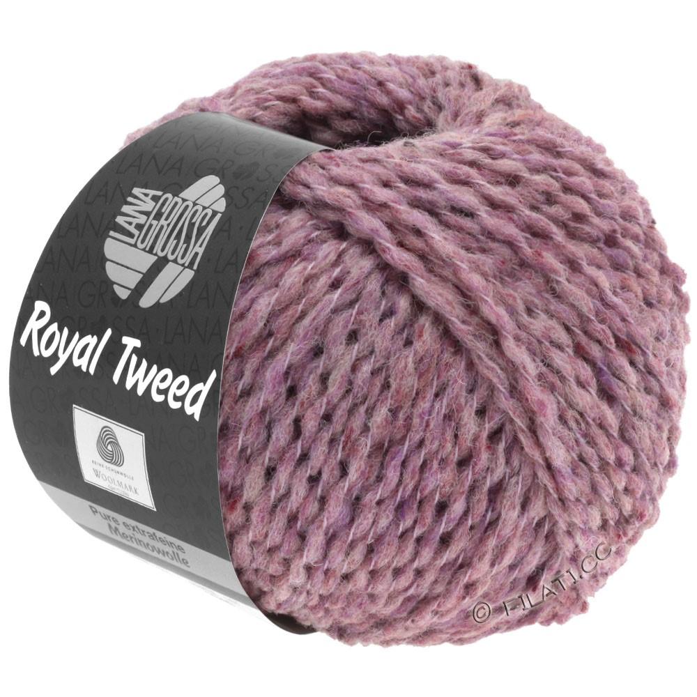 Lana Grossa ROYAL TWEED   88-brezo mezcla