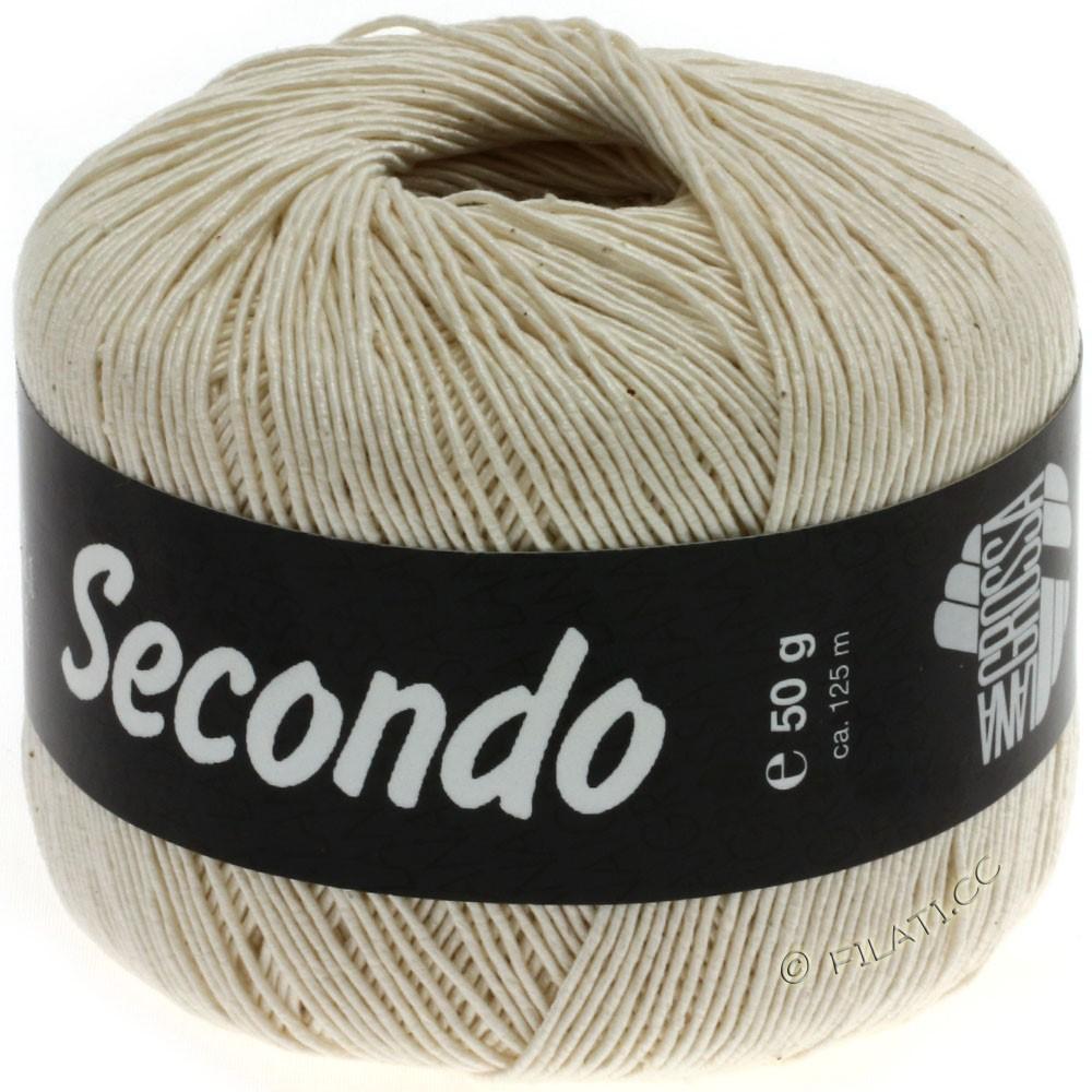 Lana Grossa SECONDO | 07-color crudo