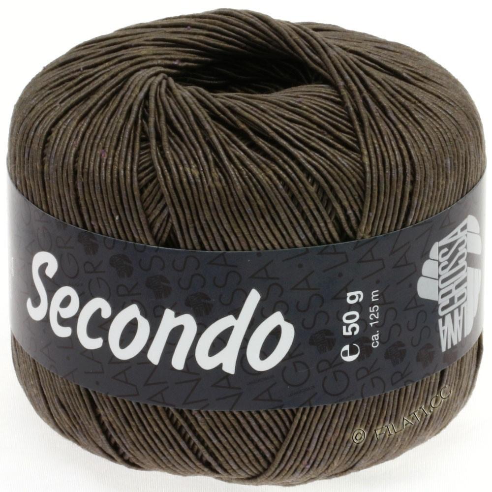 Lana Grossa SECONDO | 09-gris marrón