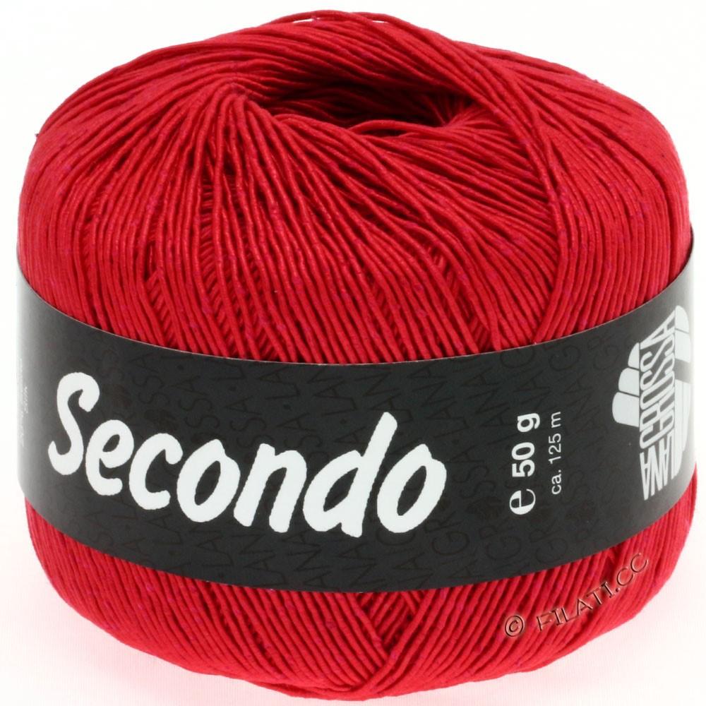 Lana Grossa SECONDO | 36-rojo