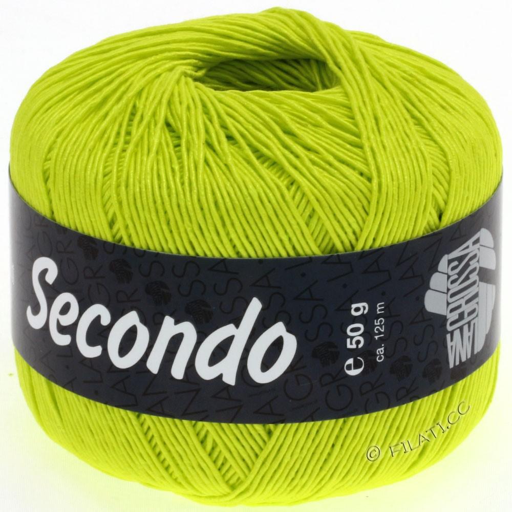 Lana Grossa SECONDO | 51-neón amarillo