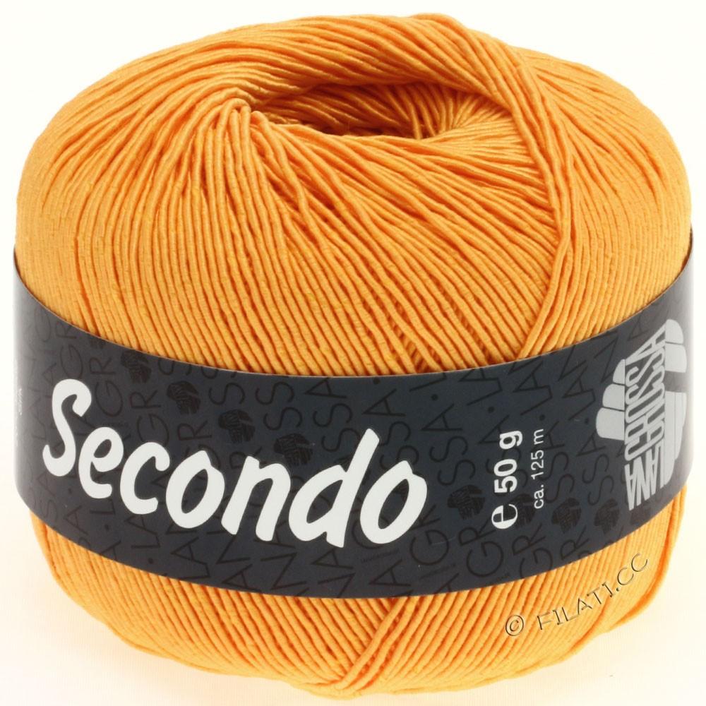 Lana Grossa SECONDO | 57-naranja