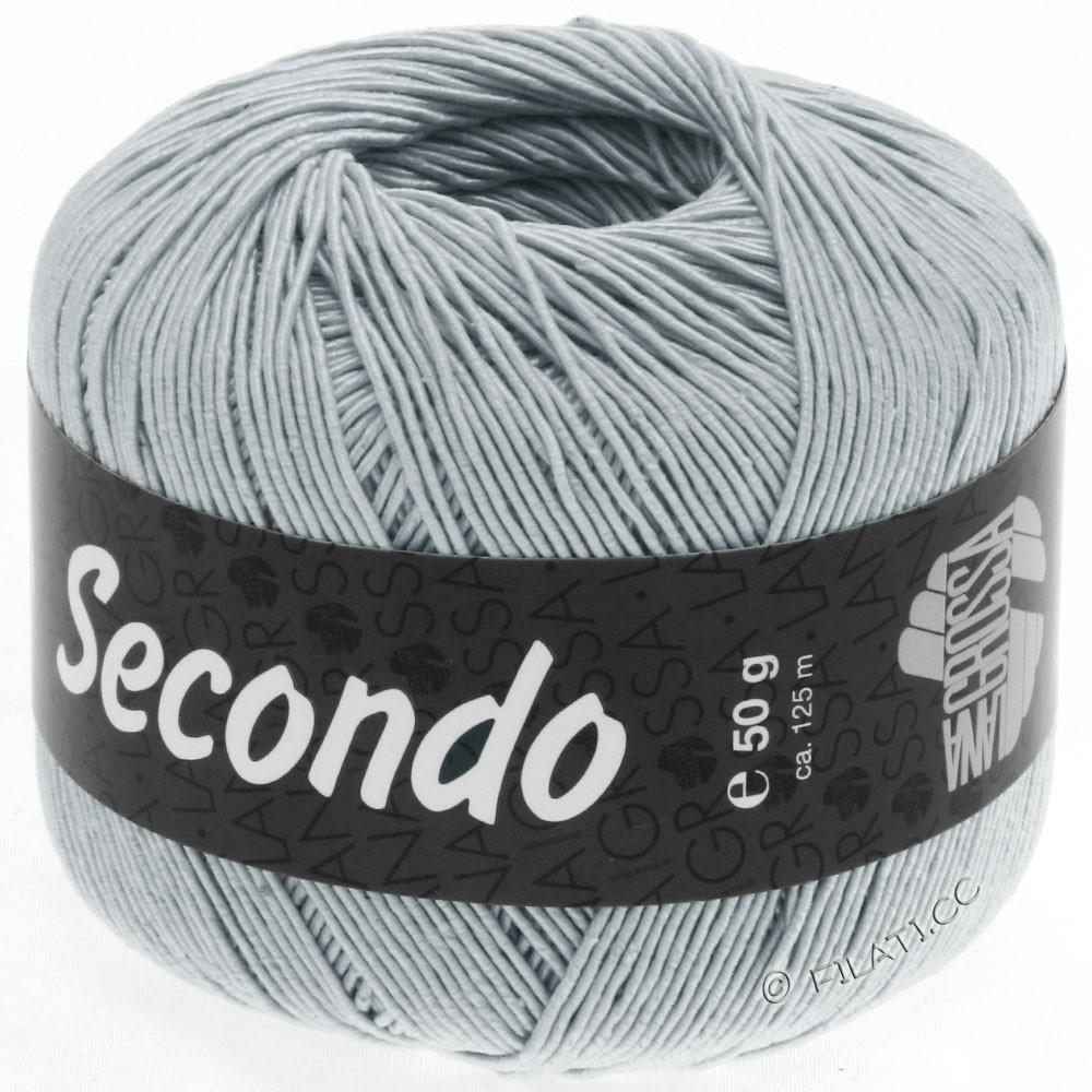 Lana Grossa SECONDO | 61-gris azulado