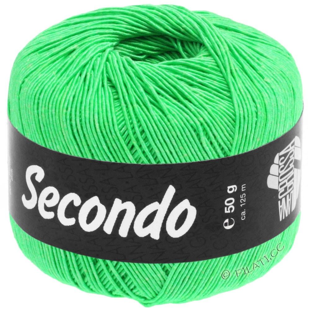 Lana Grossa SECONDO | 67-verde veneno