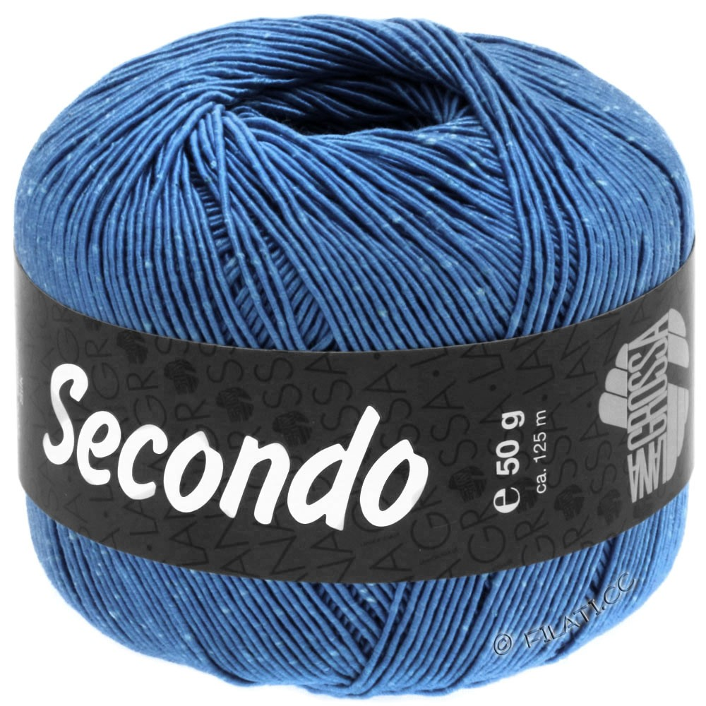 Lana Grossa SECONDO | 75-azul