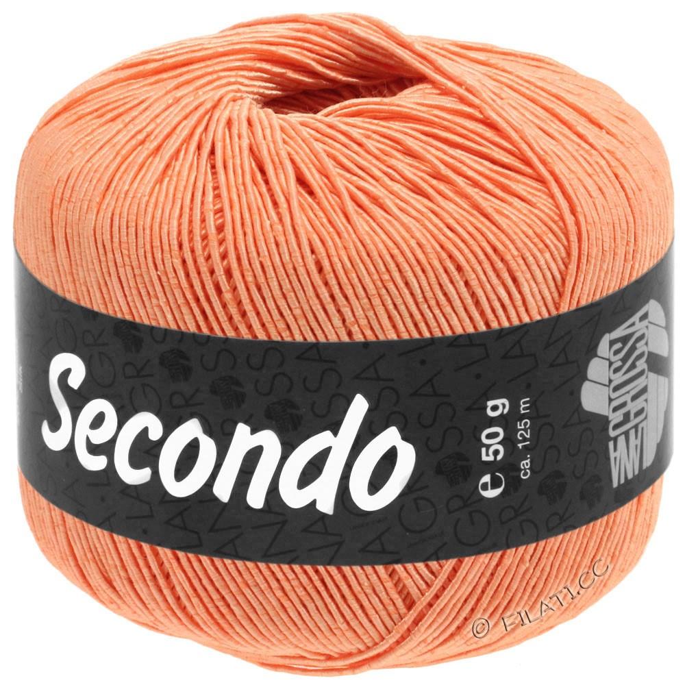 Lana Grossa SECONDO | 79-naranja claro