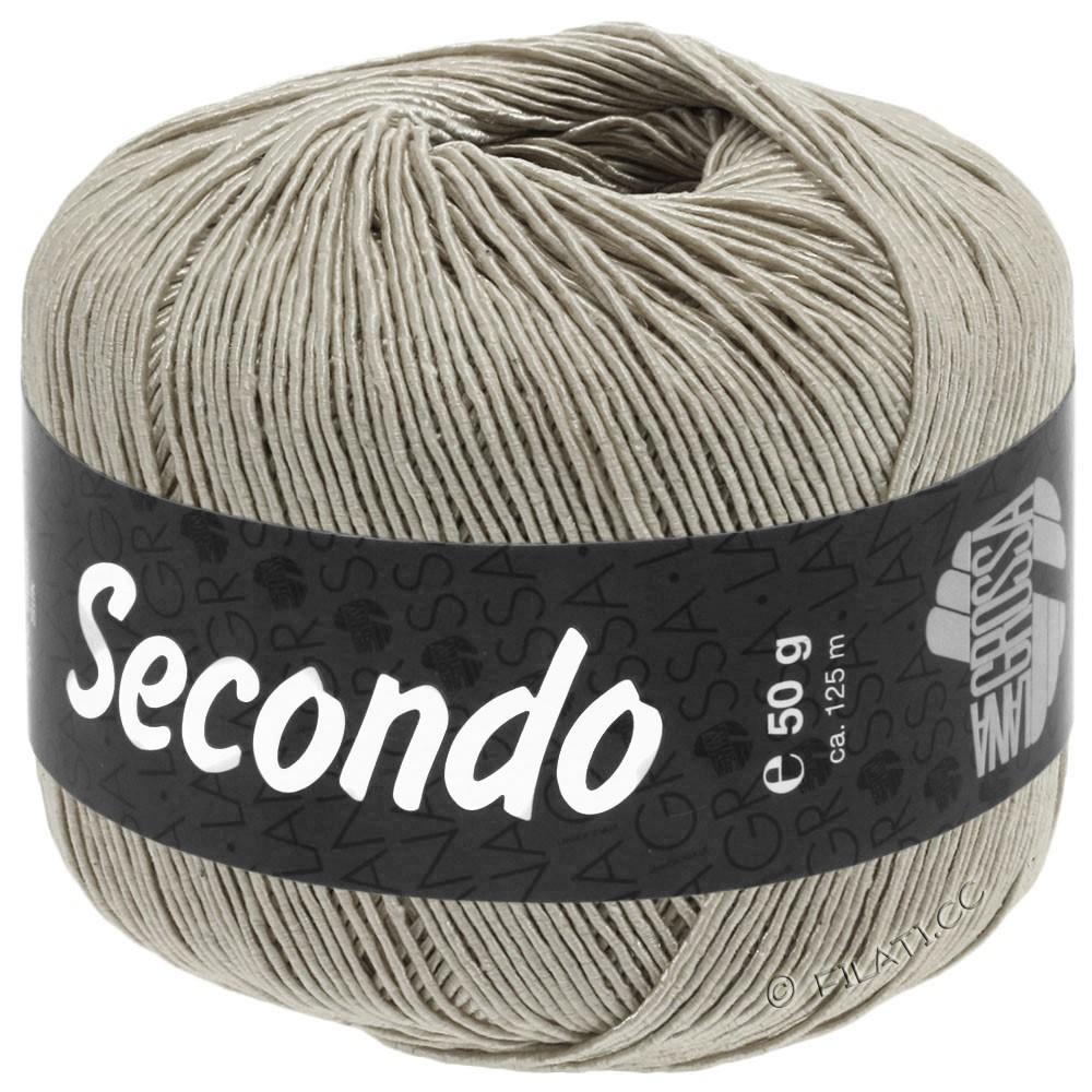 Lana Grossa SECONDO | 85-gris piedra