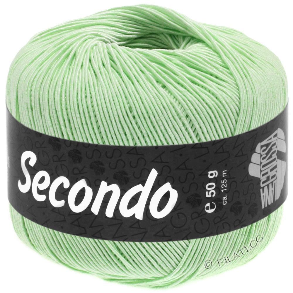 Lana Grossa SECONDO | 86-verde delicado