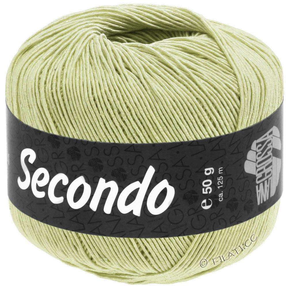 Lana Grossa SECONDO | 88-verde amarillo