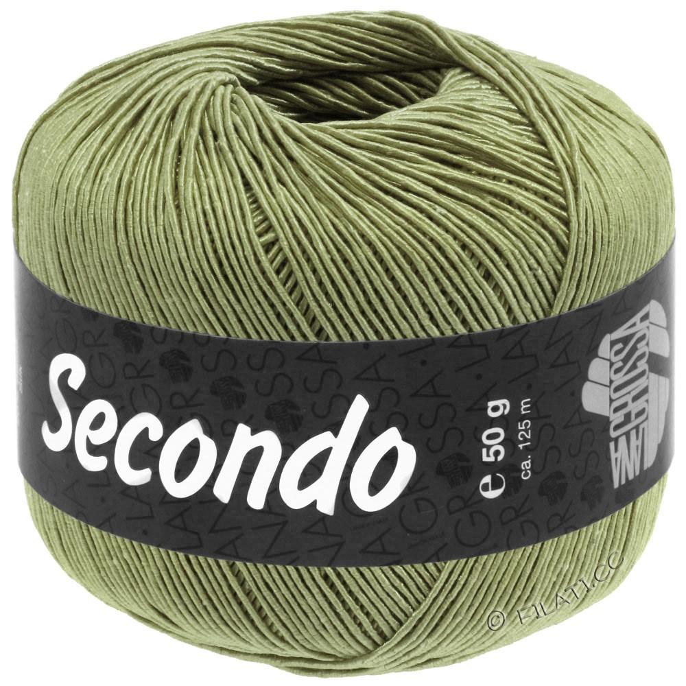 Lana Grossa SECONDO | 89-oliva
