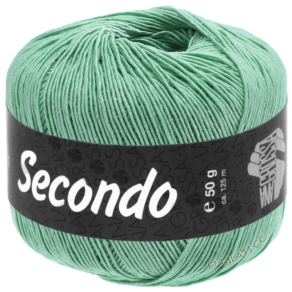 Lana Grossa SECONDO | 90-turquesa pastel