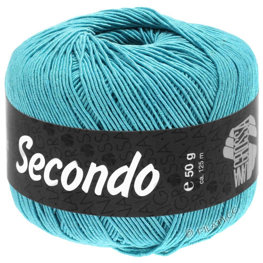 Lana Grossa SECONDO | 91-turquesa azulado