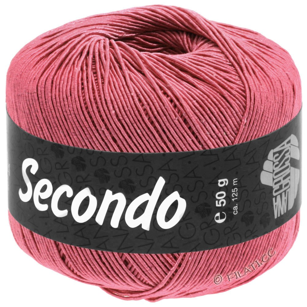Lana Grossa SECONDO | 94-rosa perlado oscuro