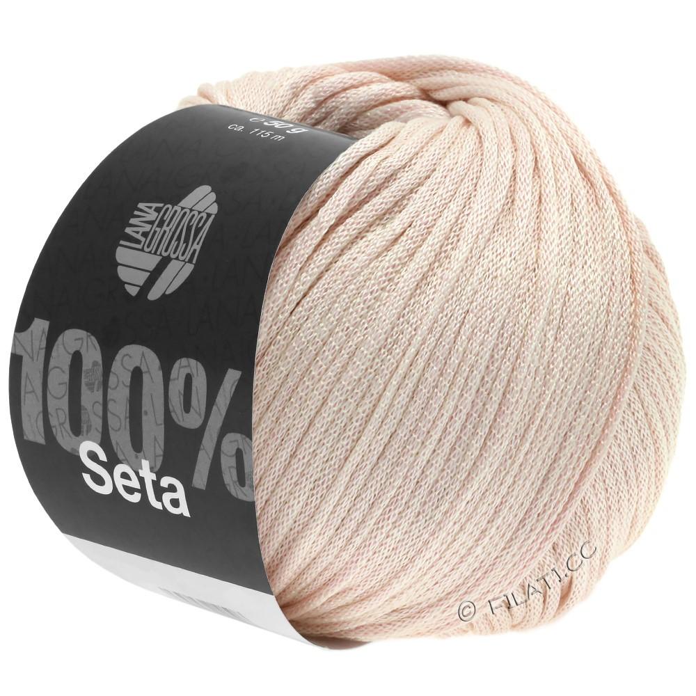 Lana Grossa SETA | 02-rosa pálido