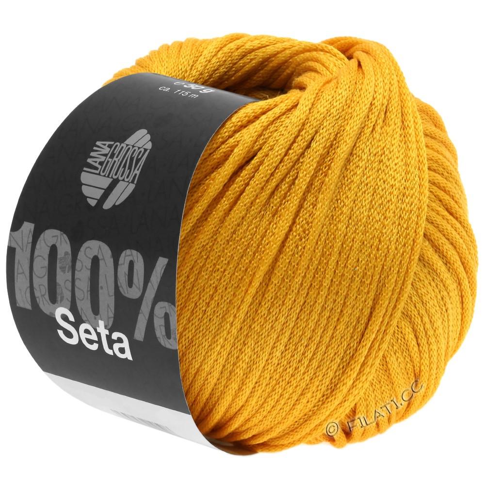 Lana Grossa SETA | 08-amarillo melón