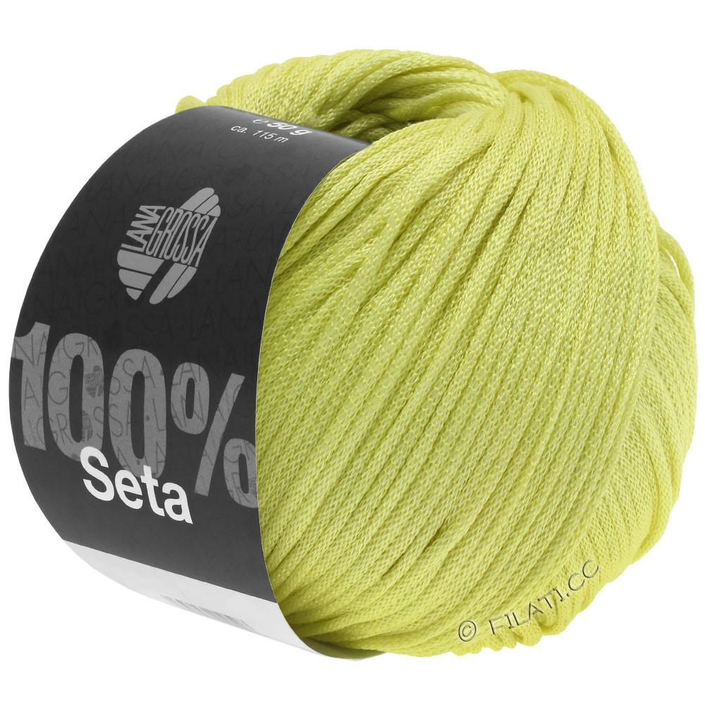 Lana Grossa SETA | 21-verde amarillo