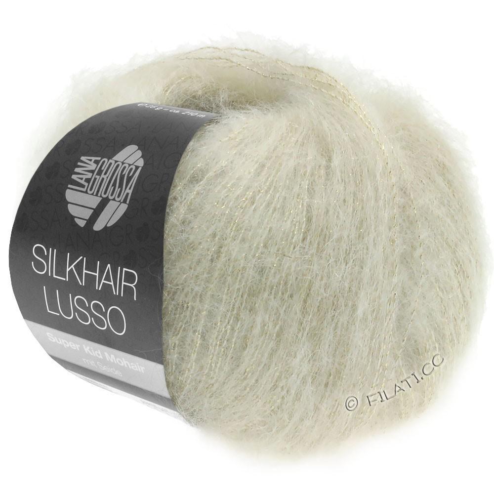 Lana Grossa SILKHAIR Lusso | 912-naturaleza